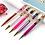 Thumbnail: Multicolor Liquid Floral Ballpoint Pen