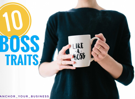Top 10 Traits Every Entrepreneur Should have!
