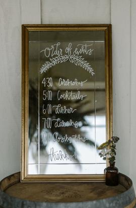 Schedule Mirror