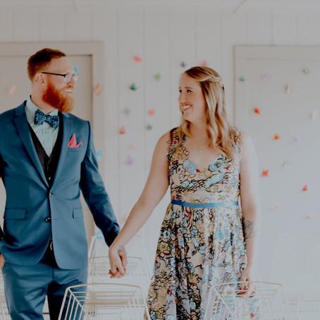 Weddings We Love: Melissa + Shane
