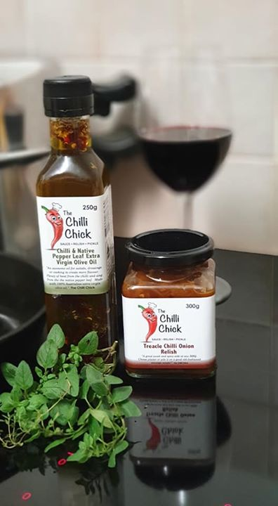 Treacle Chilli Onion Relish