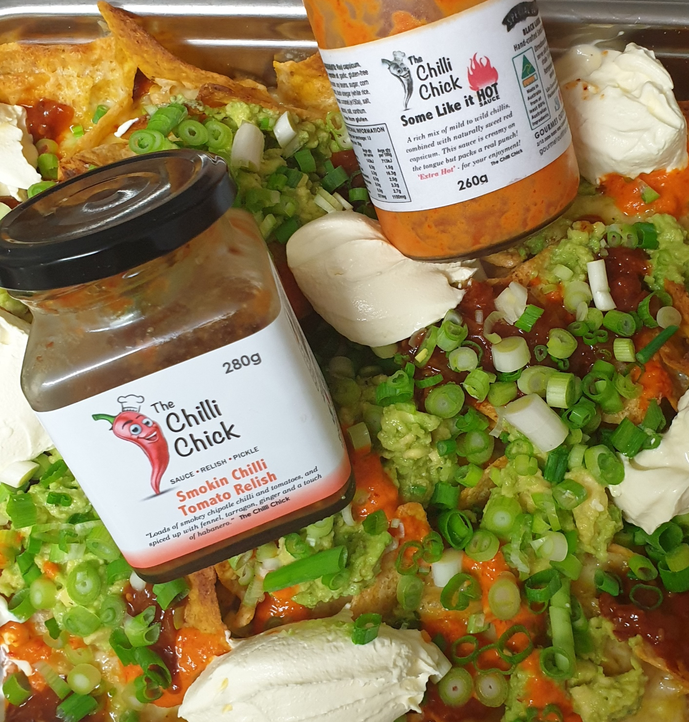 Smokin Chilli Tomato Relish