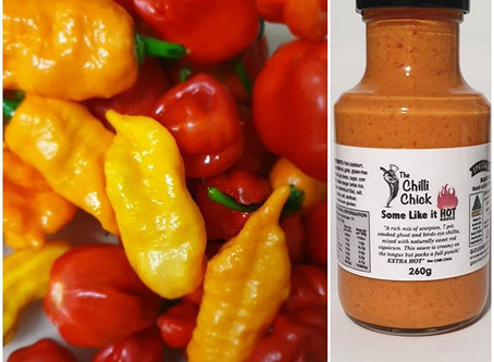 The Chilli chick August 19 Newsletter
