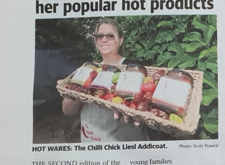 Meet The Chilli Chick