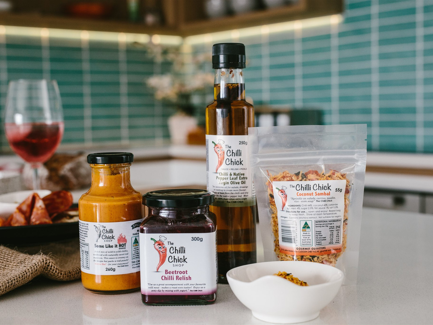 The Chilli Chick Shop- foodie favourits
