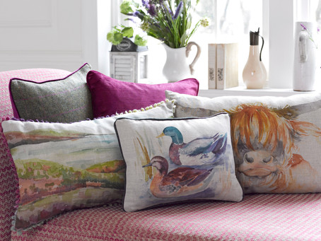 Add Some Country Chic With Our Voyage Maison Cushions