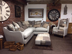 Rustic Manor Sofa