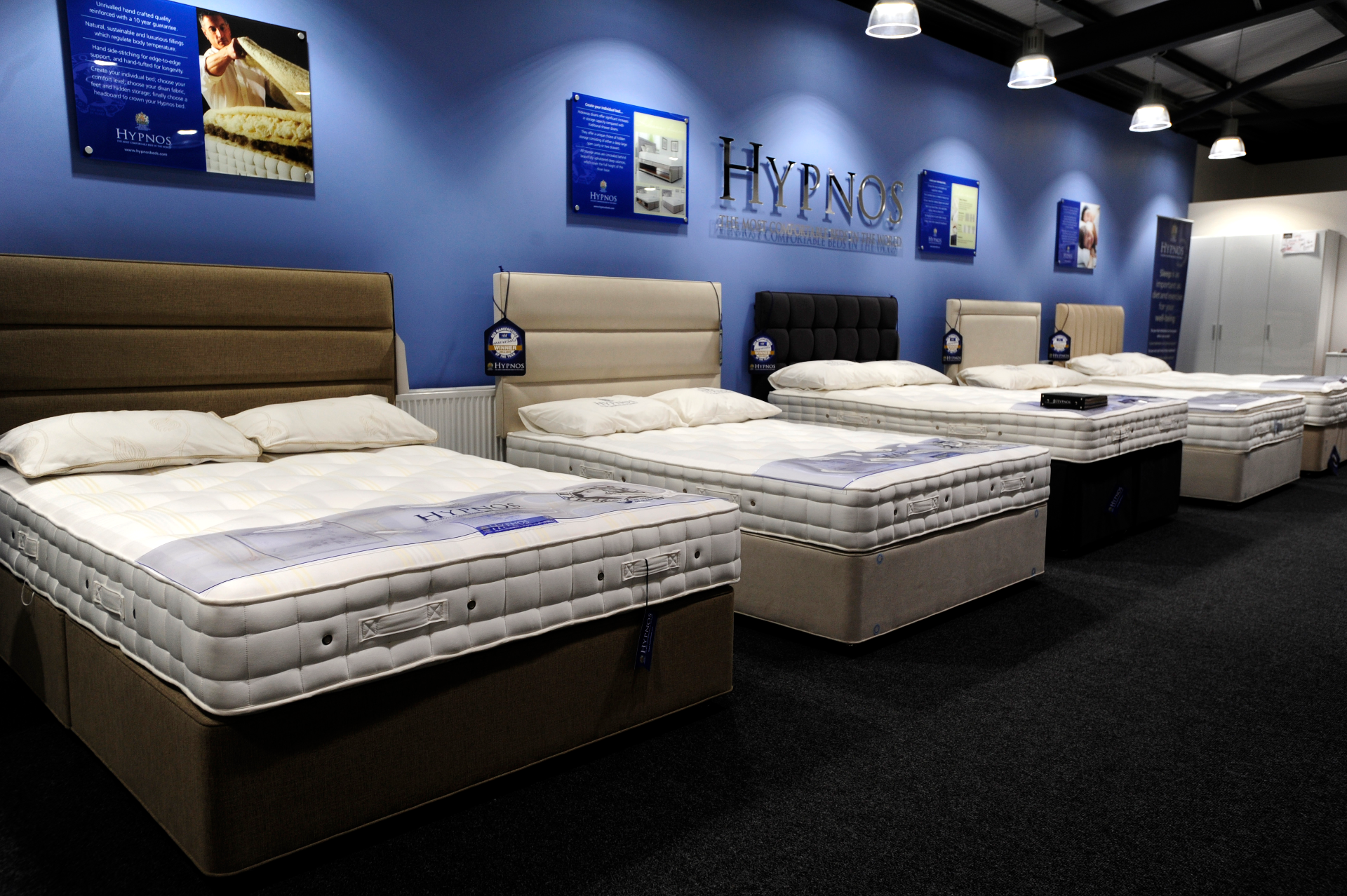 Our Hypnos Bed Gallery