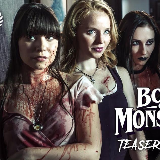 BOOK OF MONSTERS - Winner Best Sound Design at NYC Horror Film Festival