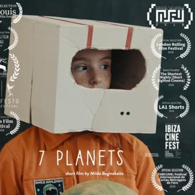 7 PLANETS
