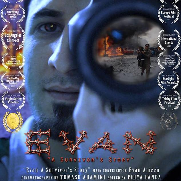 EVAN A SURVIVOR'S STORY