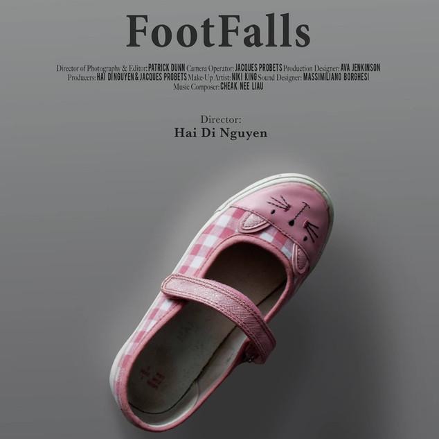 FOOTFALLS - Winner Best short Form Royal Television Society