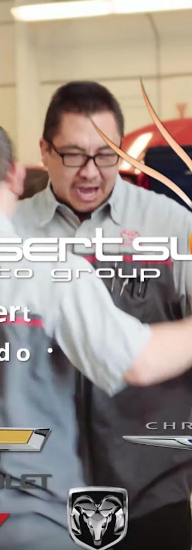 DESERT SUN - Olympics promo