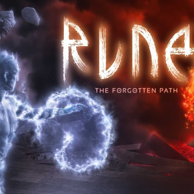 RUNES: The Forgotten Path - VR game