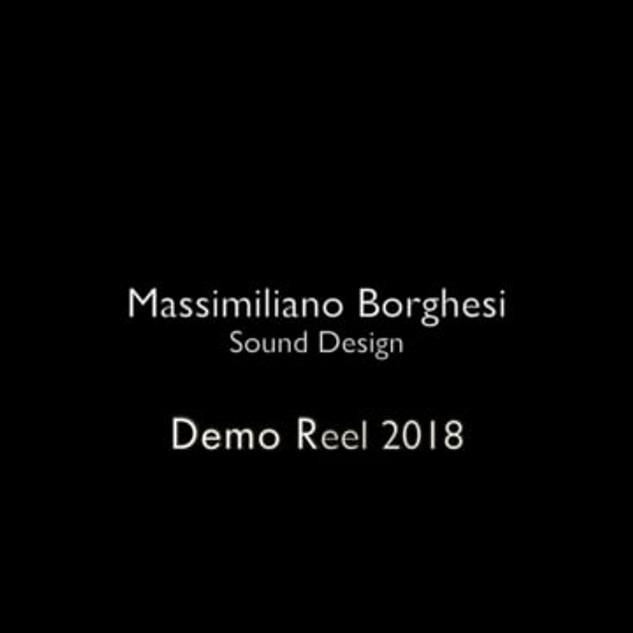 Sound Design - Demo Reel