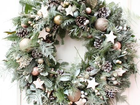 5 Gorgeous Christmas Wreath Ideas