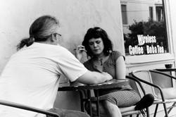 Nicole Boehm (Mary) & Geoff Douville