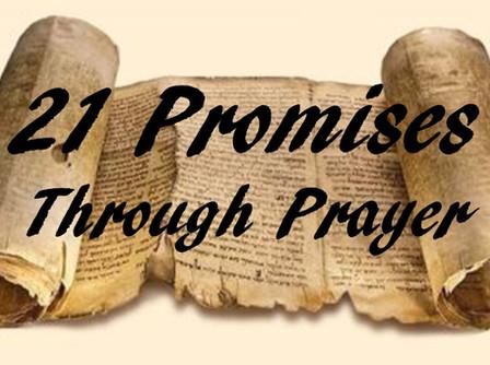 Jesus' 5475 Blows to My Body - 21 Promises