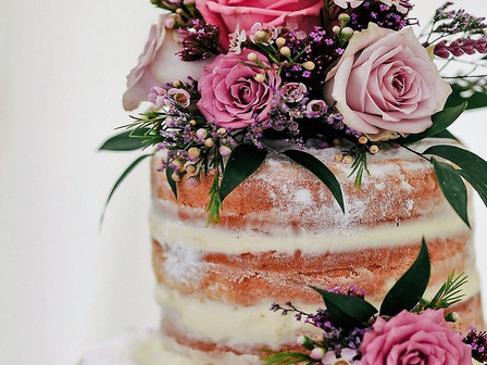 The Wedding Cake: God is in the Mix