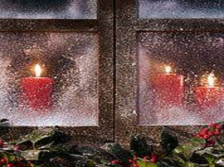 A Christmas Challenge- The Forgiving Candle