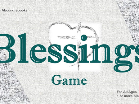 Christmas Blessings Game