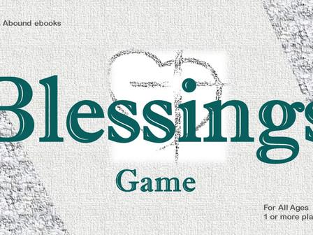 Christmas Blessings Game