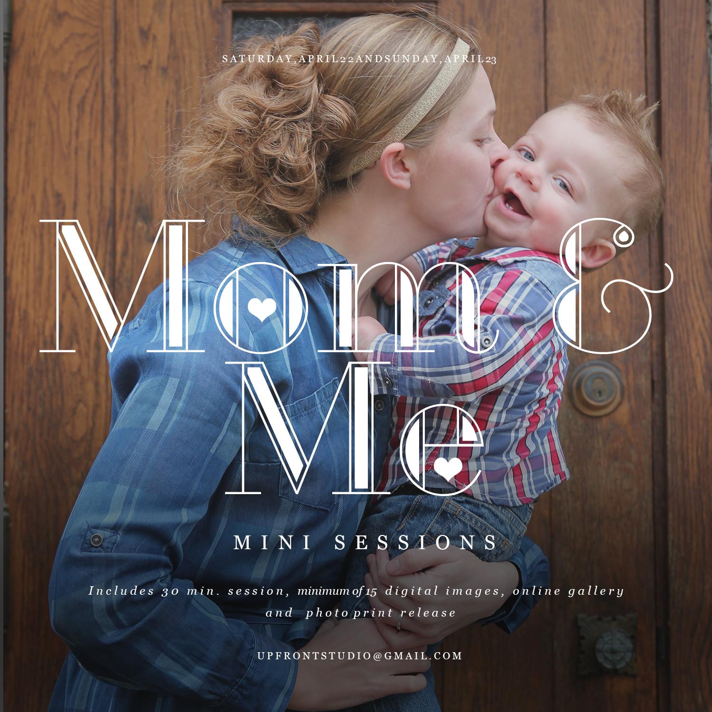 Mom & Me Mini Sessions