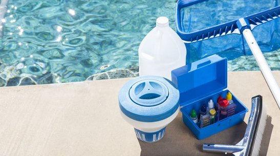 All inclusive pool service