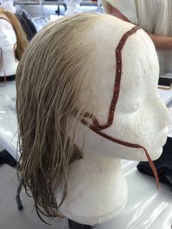 Wig blocking