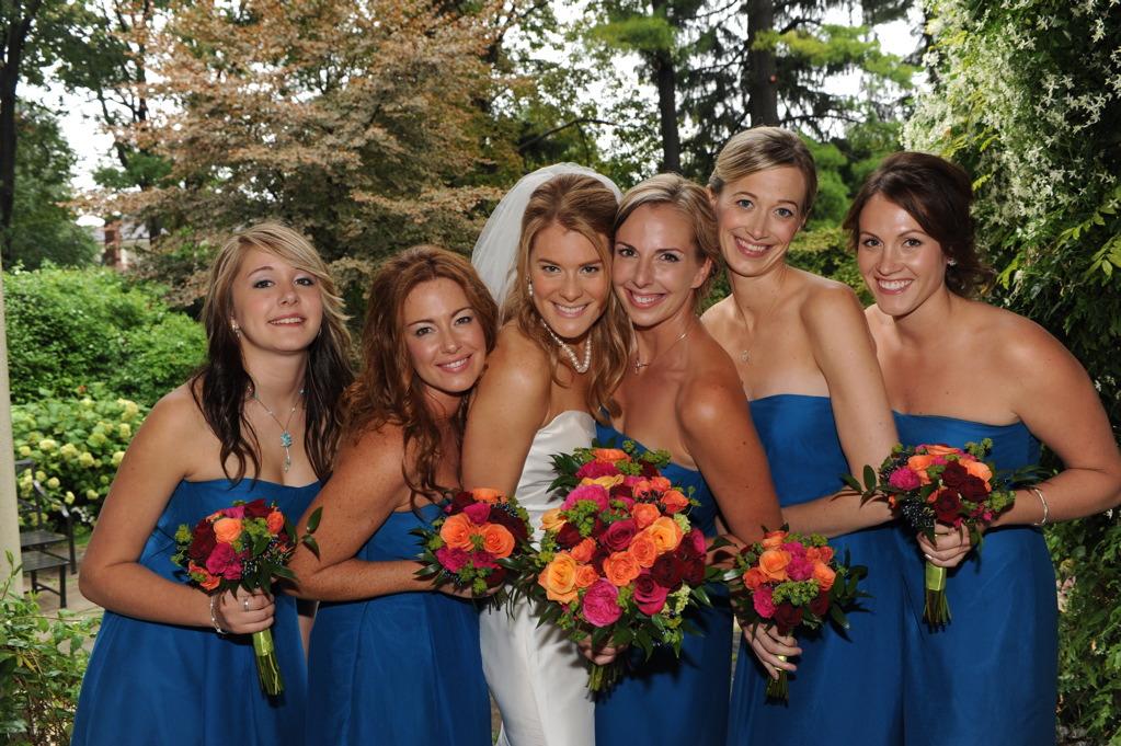 Kelsey & Bridesmaids