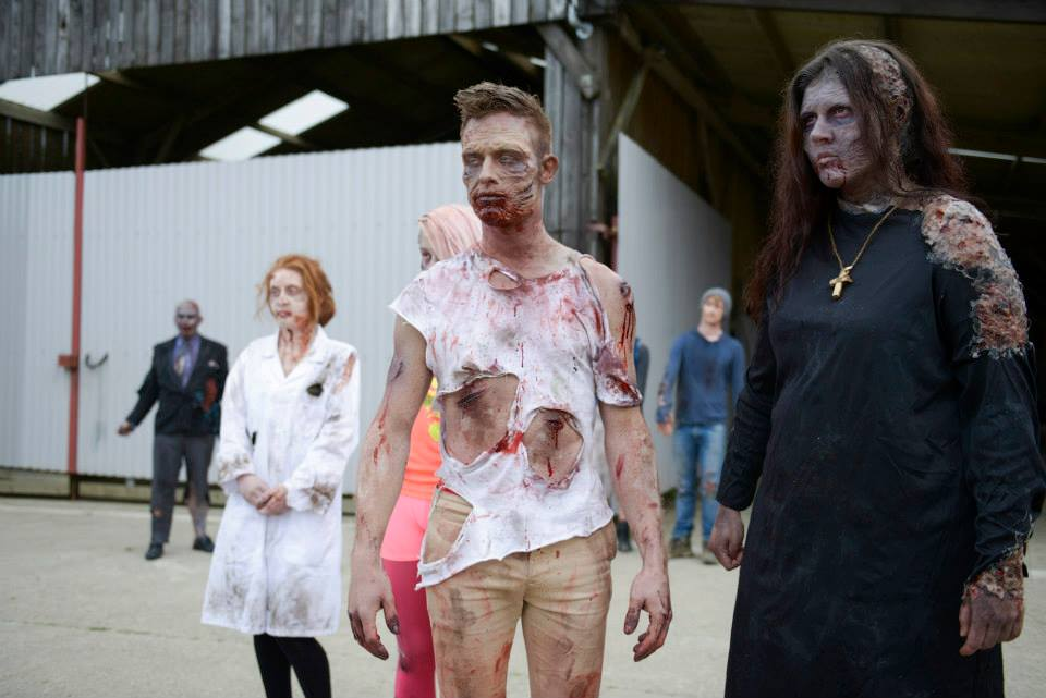 Zombie Attack! short