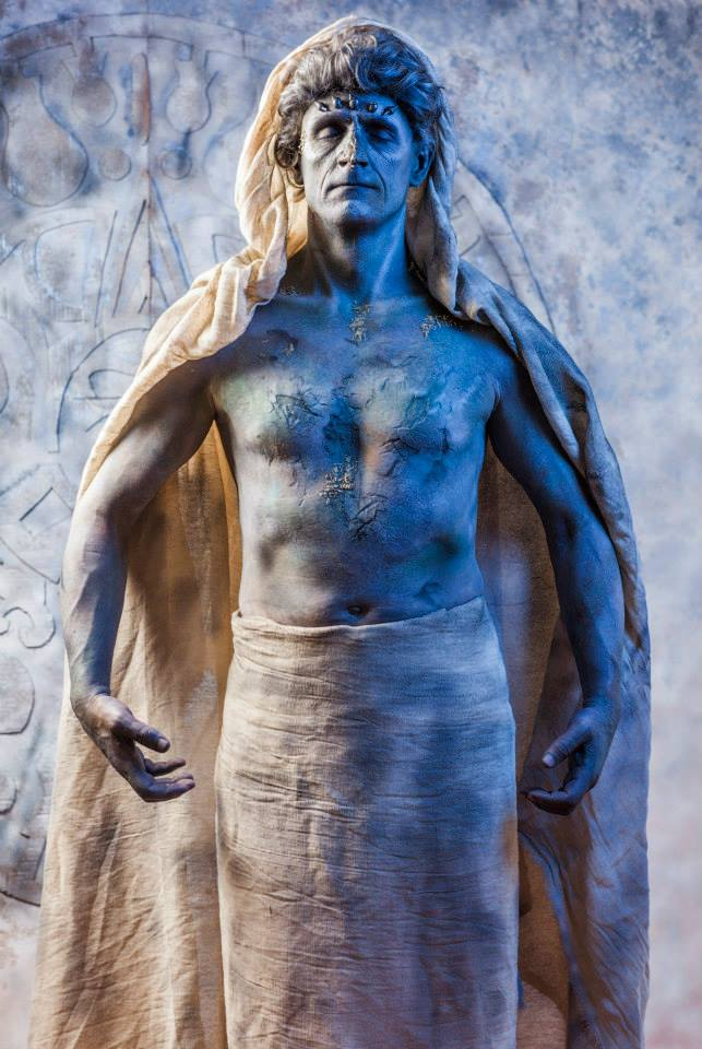 Atlantis Statue