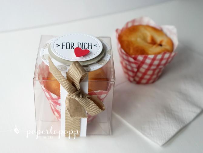 Süße Leckerei nett verpackt.