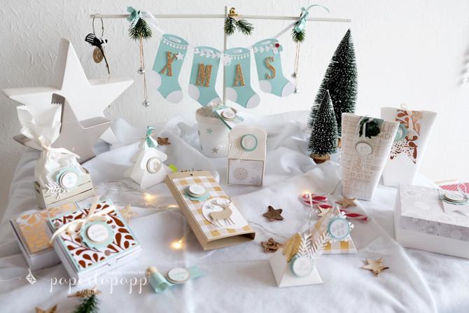 24 Tage bis Weihnachten - Adventskalender