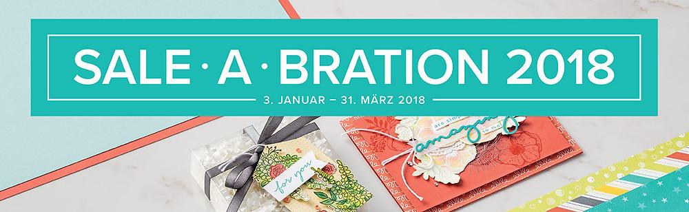 Schau Dir die Sale-a-Bration-Broschüre an!