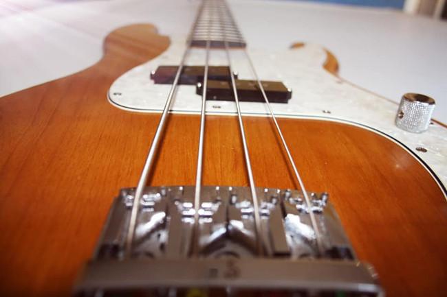 Jazz Bass Numero 2