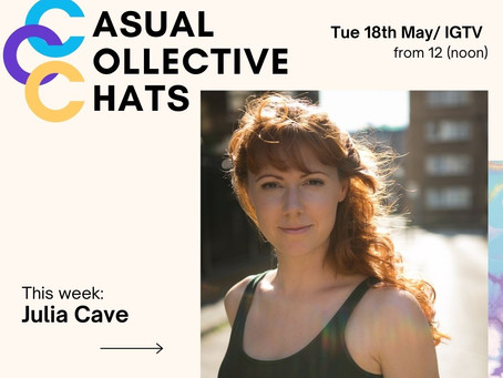 Julia Cave: Chronic Illnesses and Long Covid in The Theatre Industry
