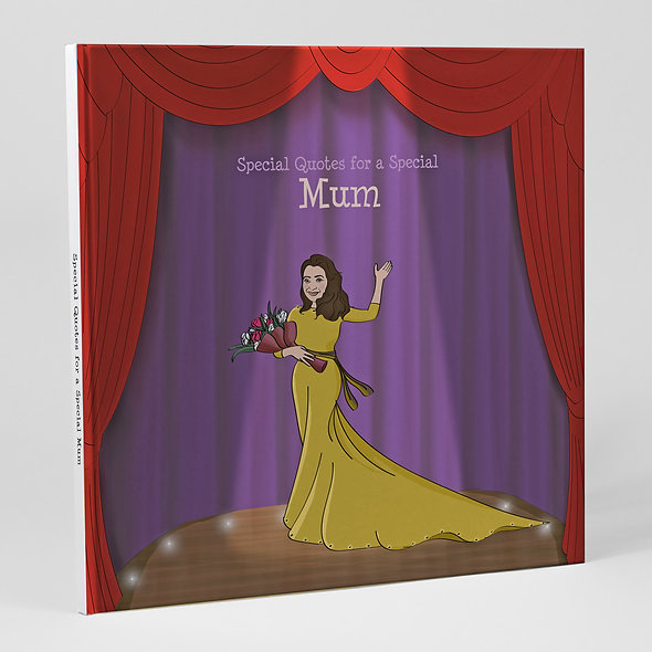 Personalised 'Amazing Mum' Book