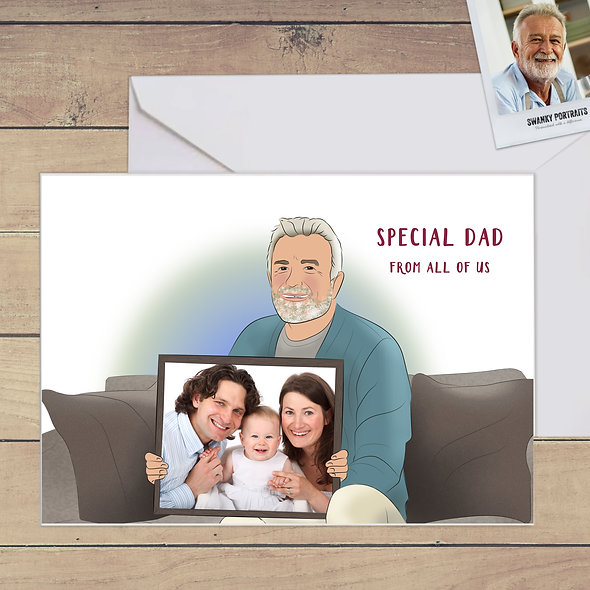 Personalised greetings card | Any occasion