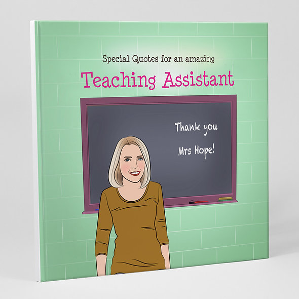 Personalised 'Amazing Teaching Assistant'