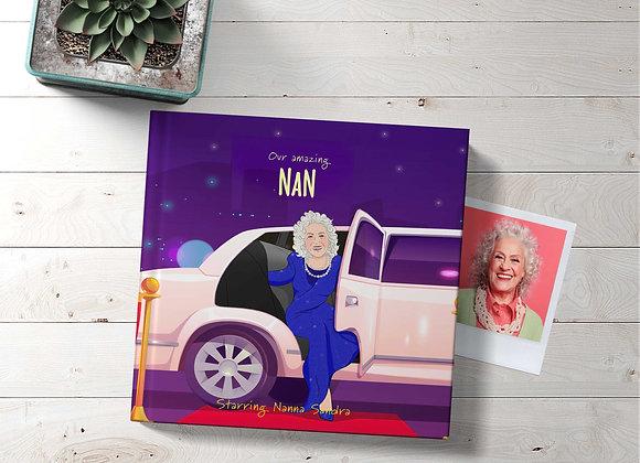 Personalised 'Grandmother' Book