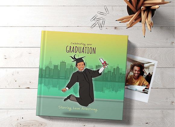 Personalised 'Graduation' Book