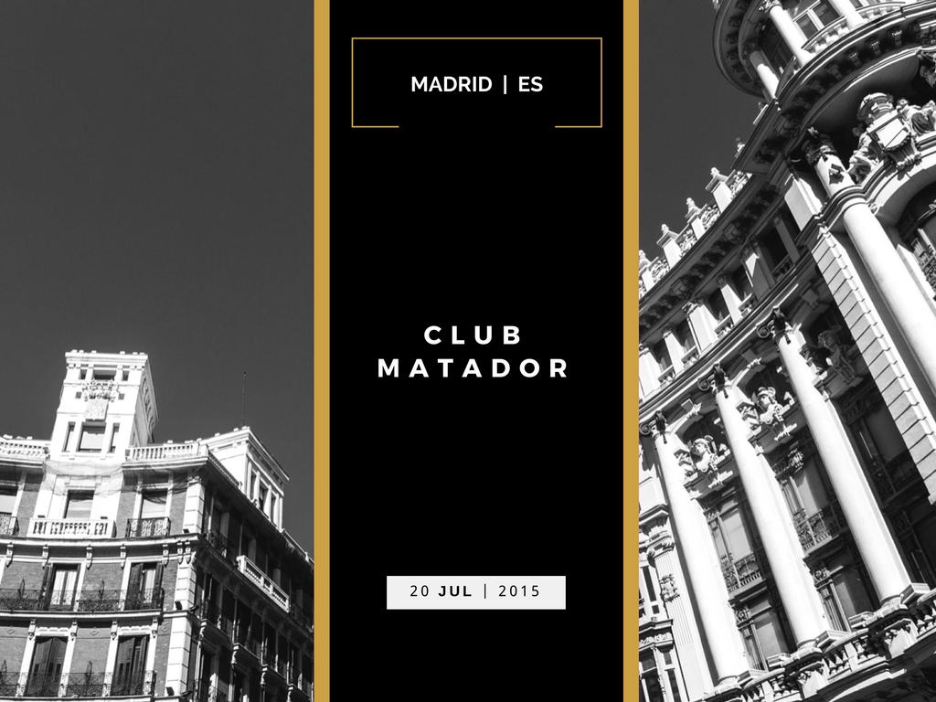 CLUB MATADOR
