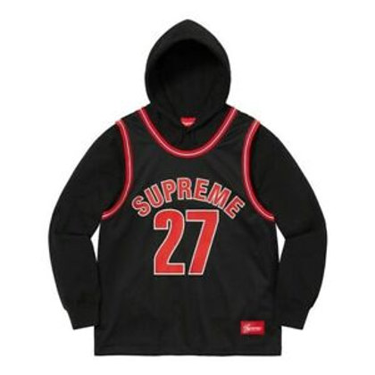 Supreme Basketball Hoodie