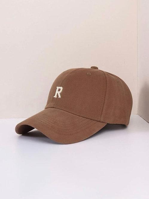 Brown Retro Hat