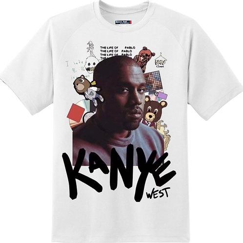 Kanye Graphic Tee