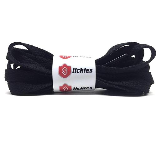 Jordan 1 Flat Laces (Black)