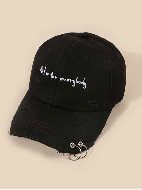'Art is for everybody' Black Hat