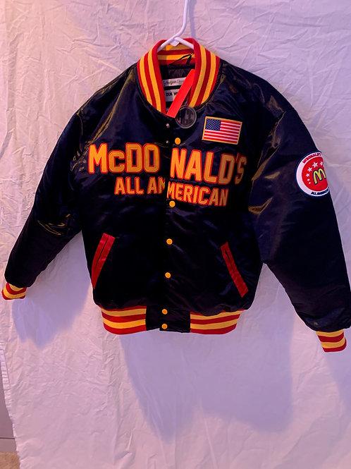 McDonald's Varsity Jacket