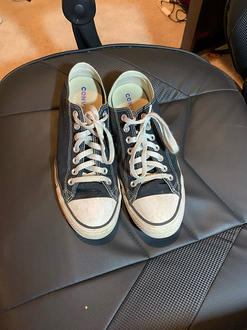 Chuck Taylor All Star Low Top Sneaker (9)